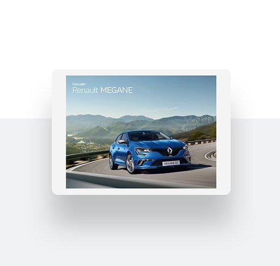 Tomi Bequet - Renault Megane emag